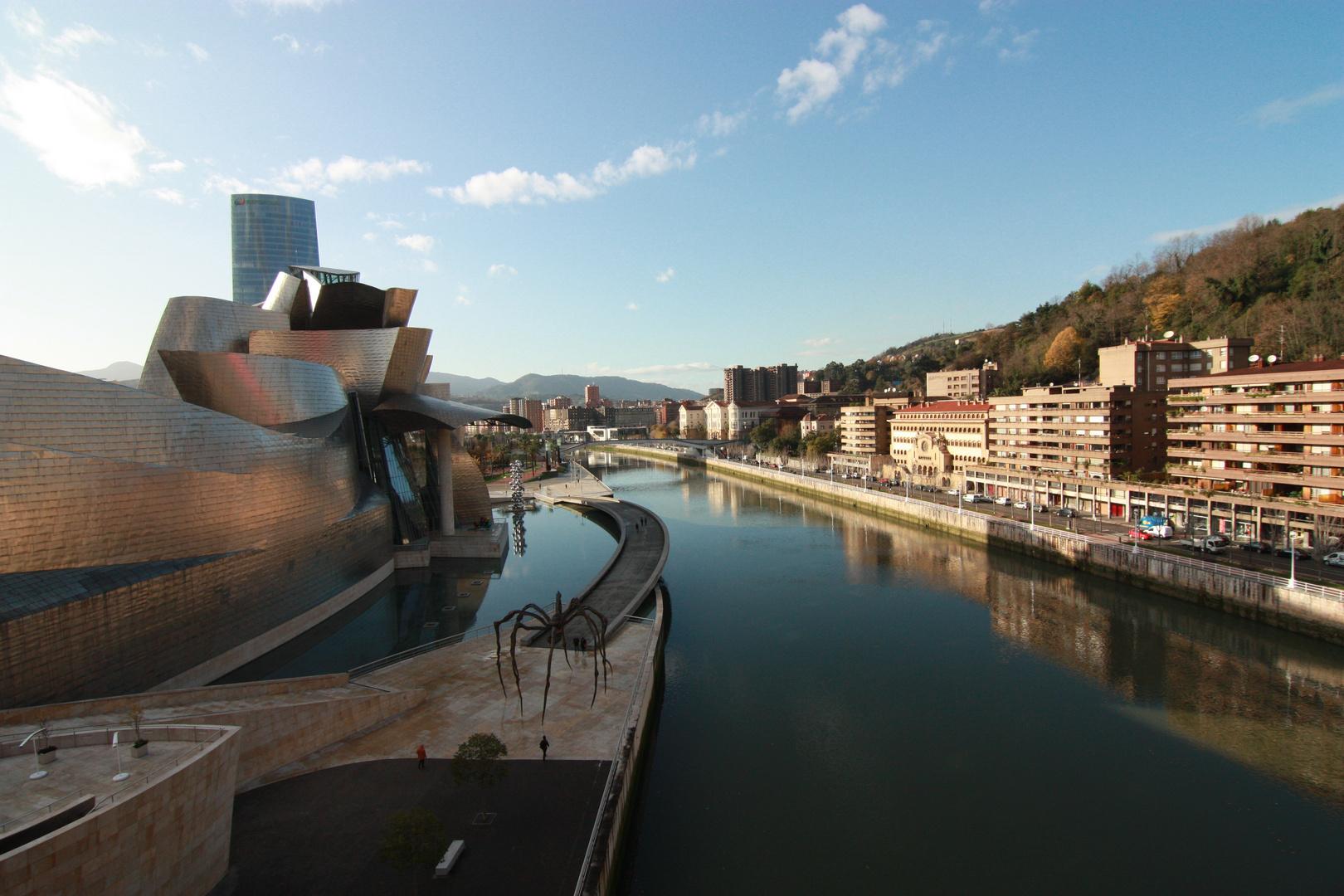 Museo Guggenheim ( Bilbao )