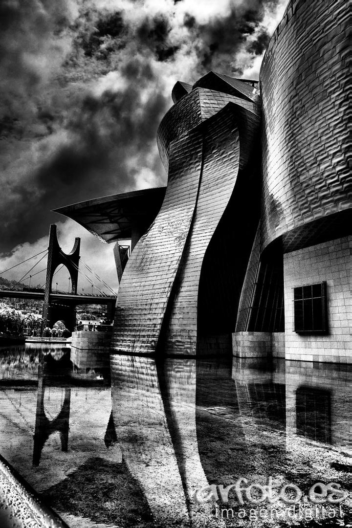 Museo Guggenheim Bilbao byn