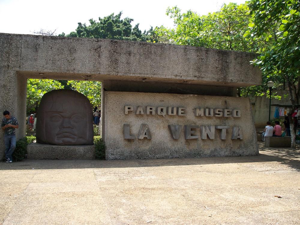 Arte Y Cultura Sevilla Motivos: MUSEO LA VENTA TABASCO MEXICO Imagen & Foto