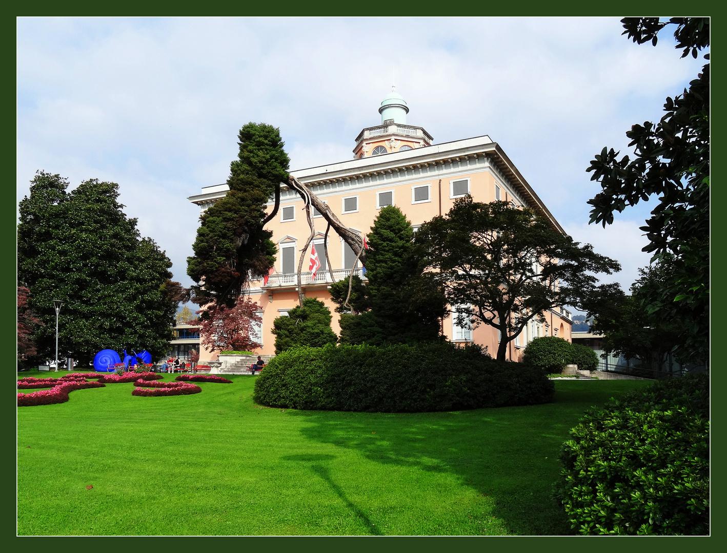 Museo Villa Ciani...