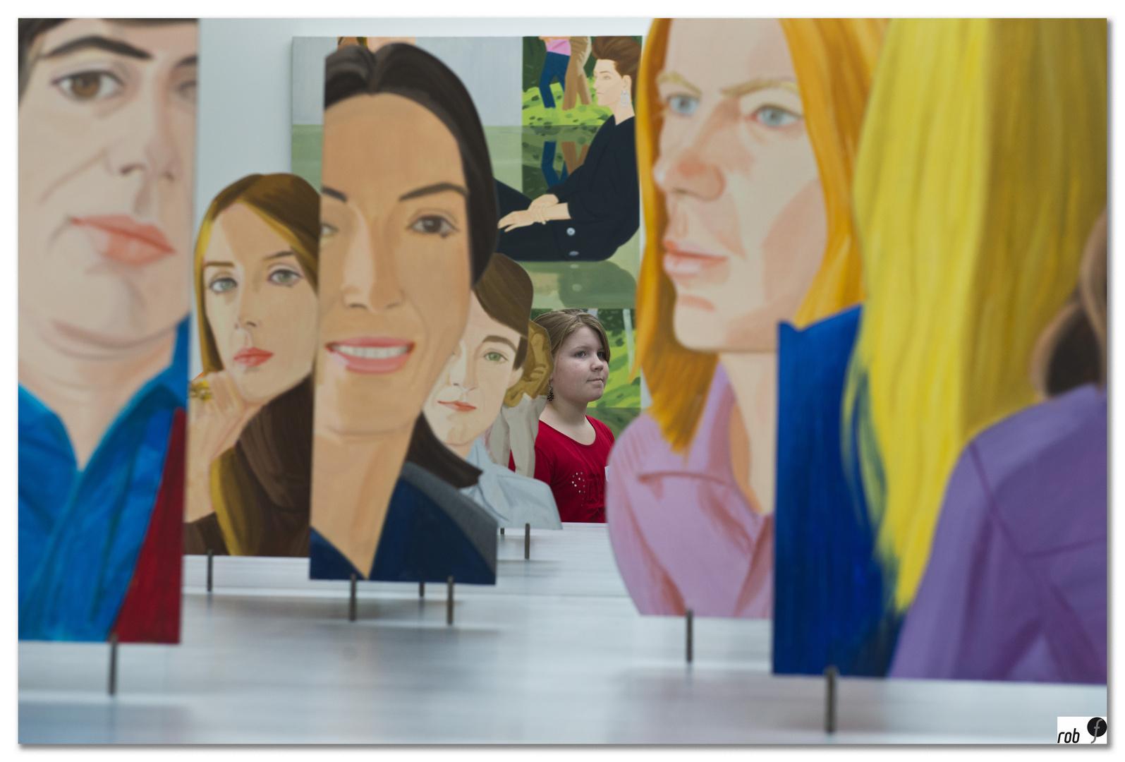 Museum der Moderne; Salzburg - Suchrätsel