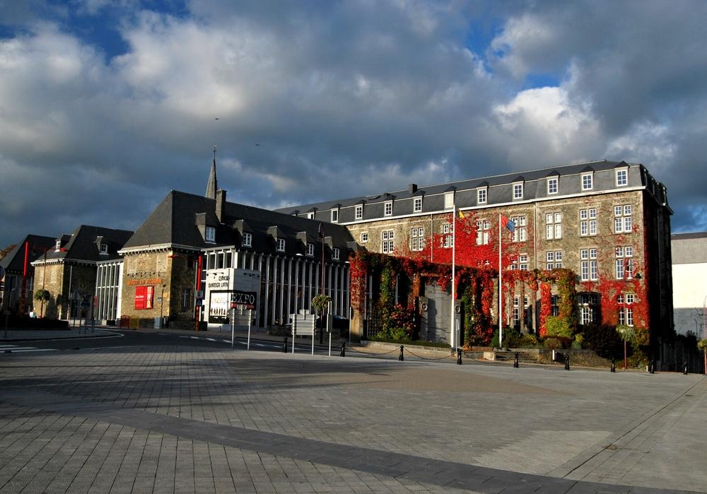 """Museum """"En Piconrue"""" - Bastogne / Belgien"""