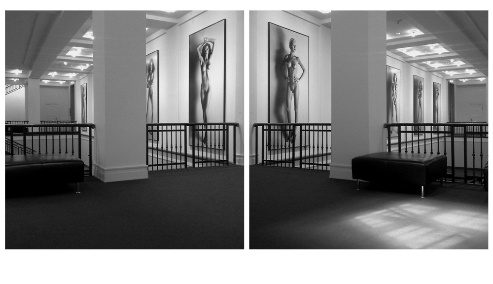 museum f r fotografie helmut newton stiftung foto bild. Black Bedroom Furniture Sets. Home Design Ideas