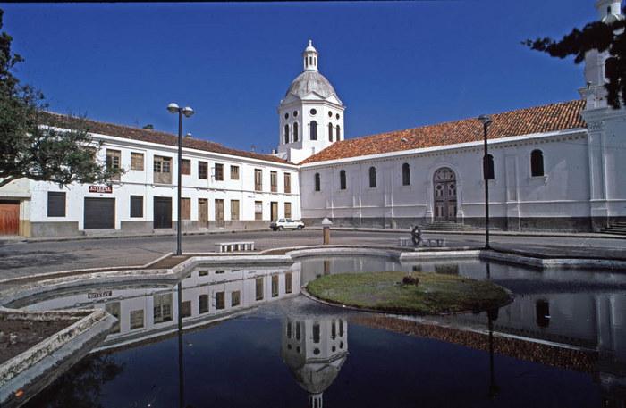 Museum in Quito?