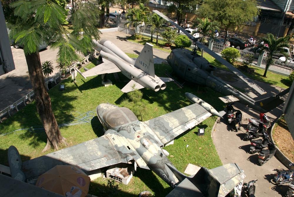Museum in Saigon