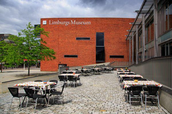 Museum in Venlo/Niederlande