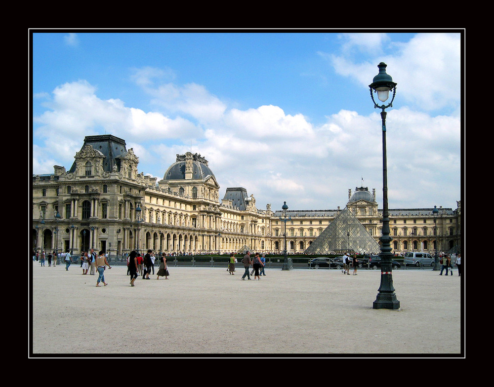 Museum Louvre in Paris