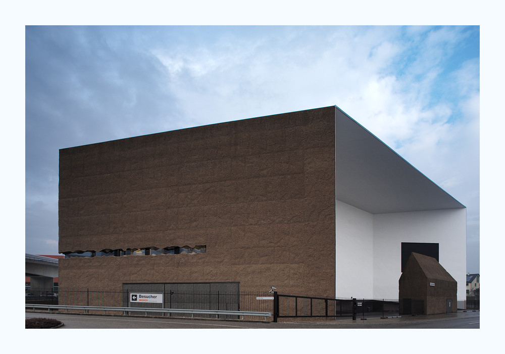 Museum schaulager in basel foto bild architektur for Architektur basel