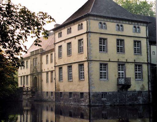 Museum Schloss Strünkede in Herne