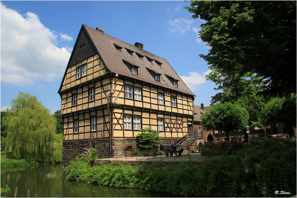 Museum Wasserschloss Wittringen
