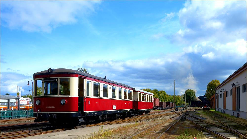 Museums-Eisenbahn ...,
