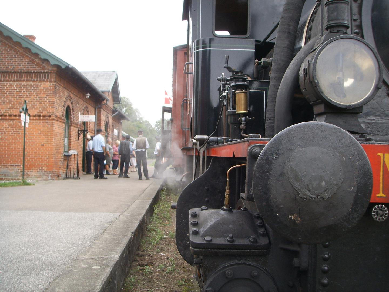 Museumsbahn Maribo-Bandholm