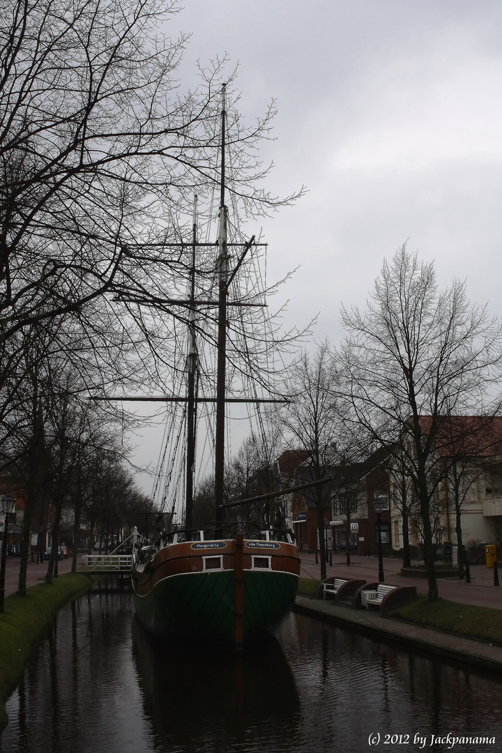 """Museumschiff """"Gesine von Papenburg"""""""