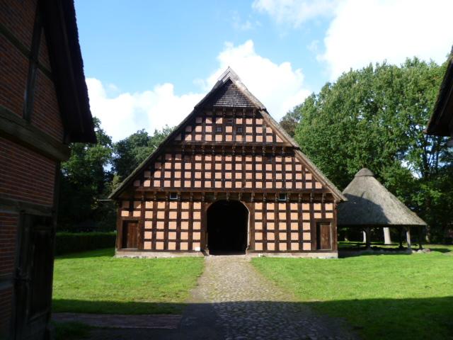 Museumsdorf Cloppenburg Bauernhaus
