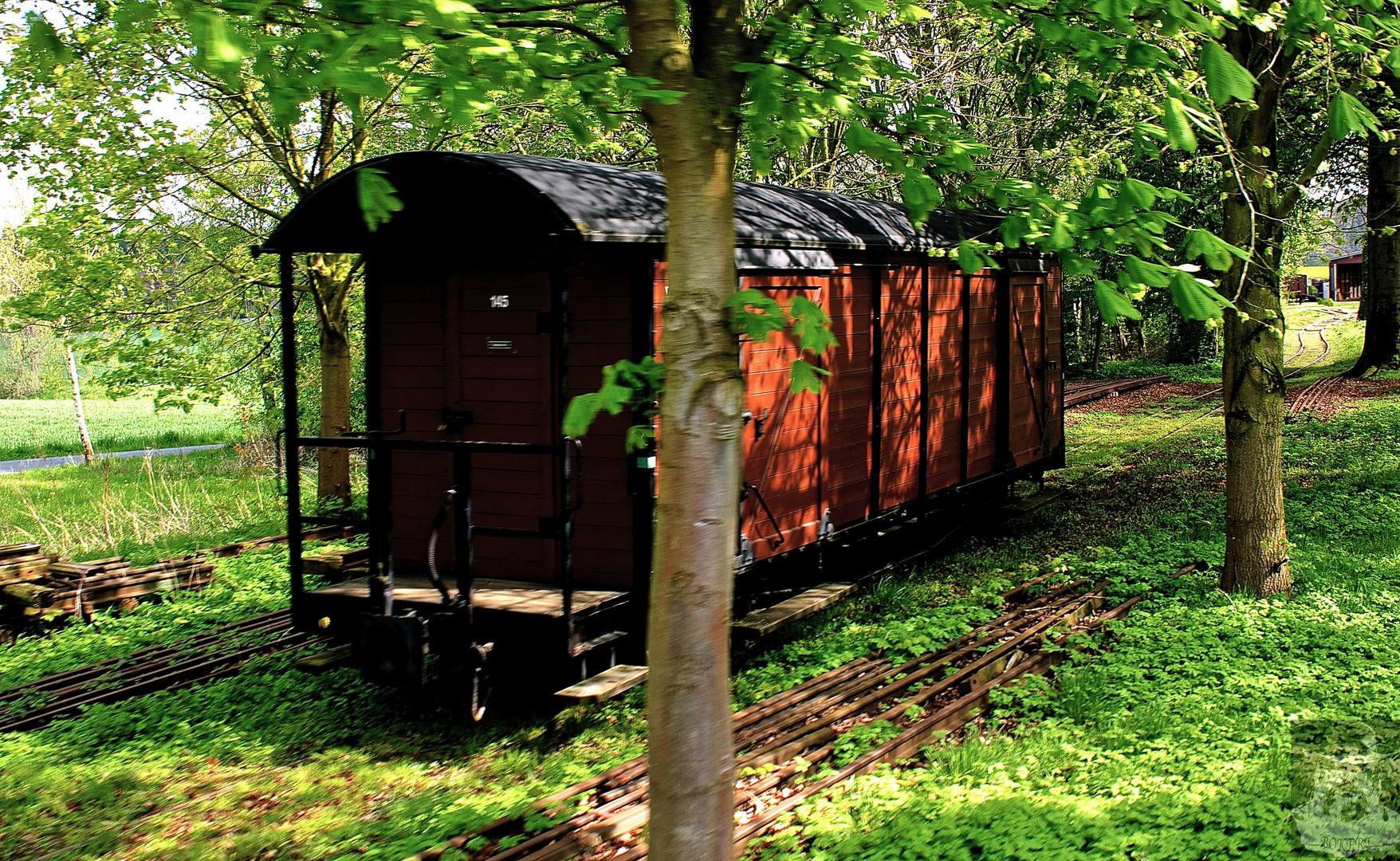 Museumseisenbahn Vilsen