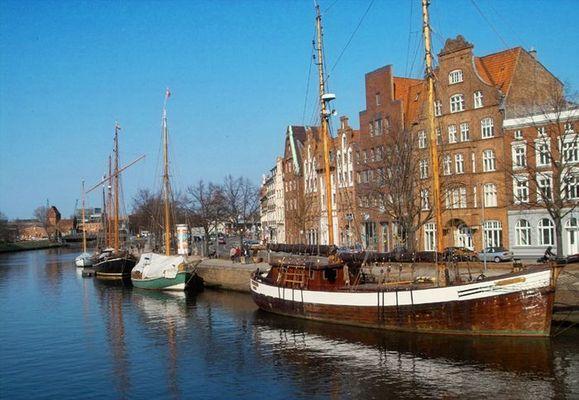 Museumshafen Lübeck