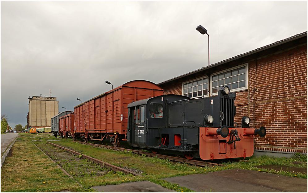 Museumshafen und Eisenbahnmuseum Magdeburg 01
