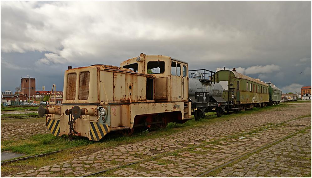 Museumshafen und Eisenbahnmuseum Magdeburg 03