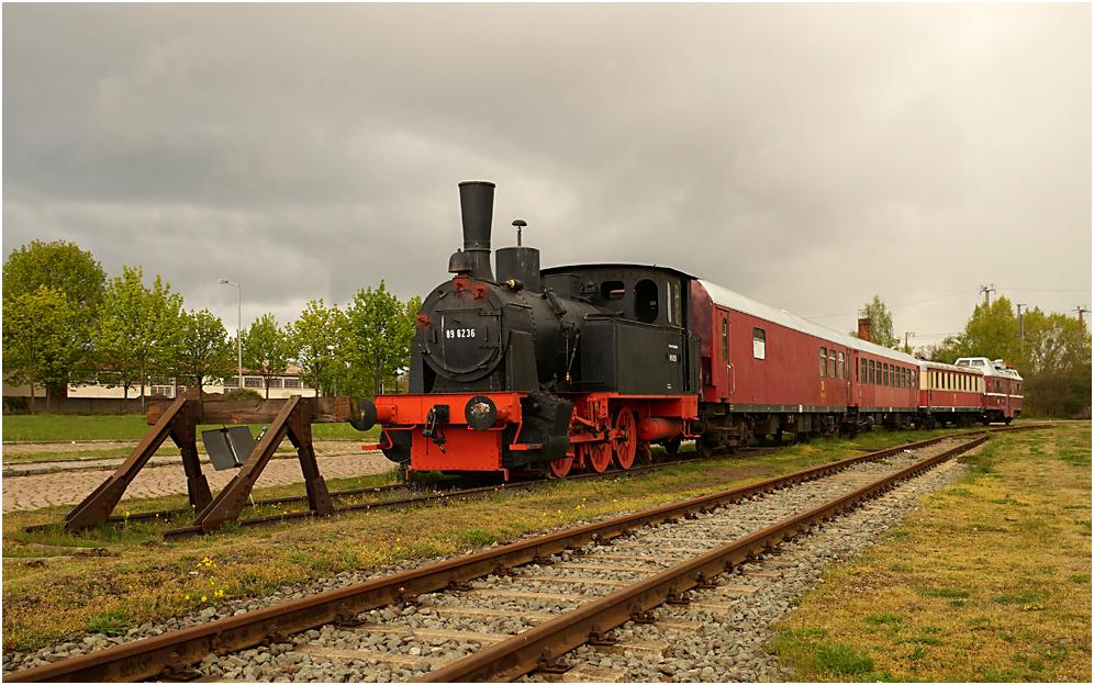 Museumshafen und Eisenbahnmuseum Magdeburg 05