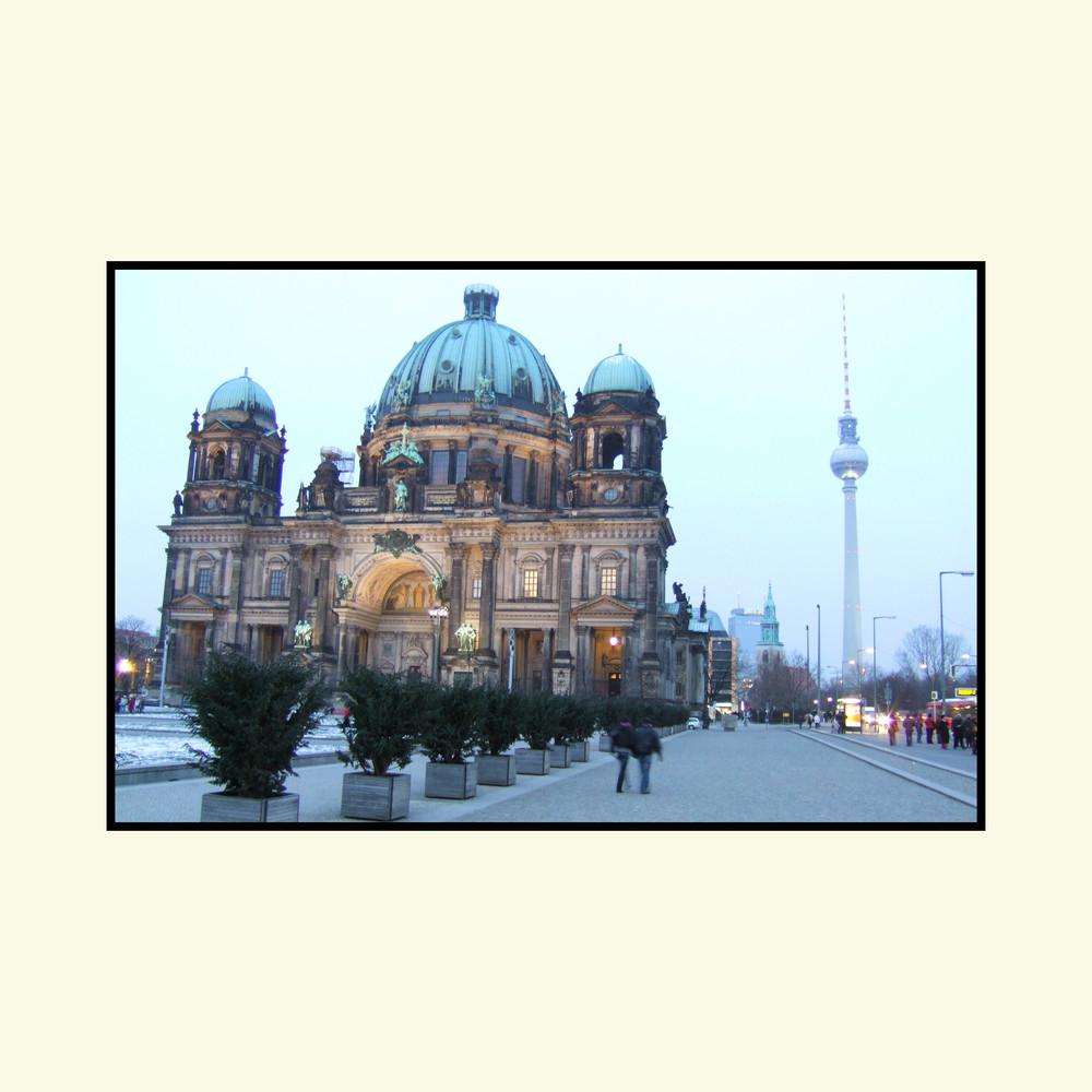 Museumsinsel Berliner Dom