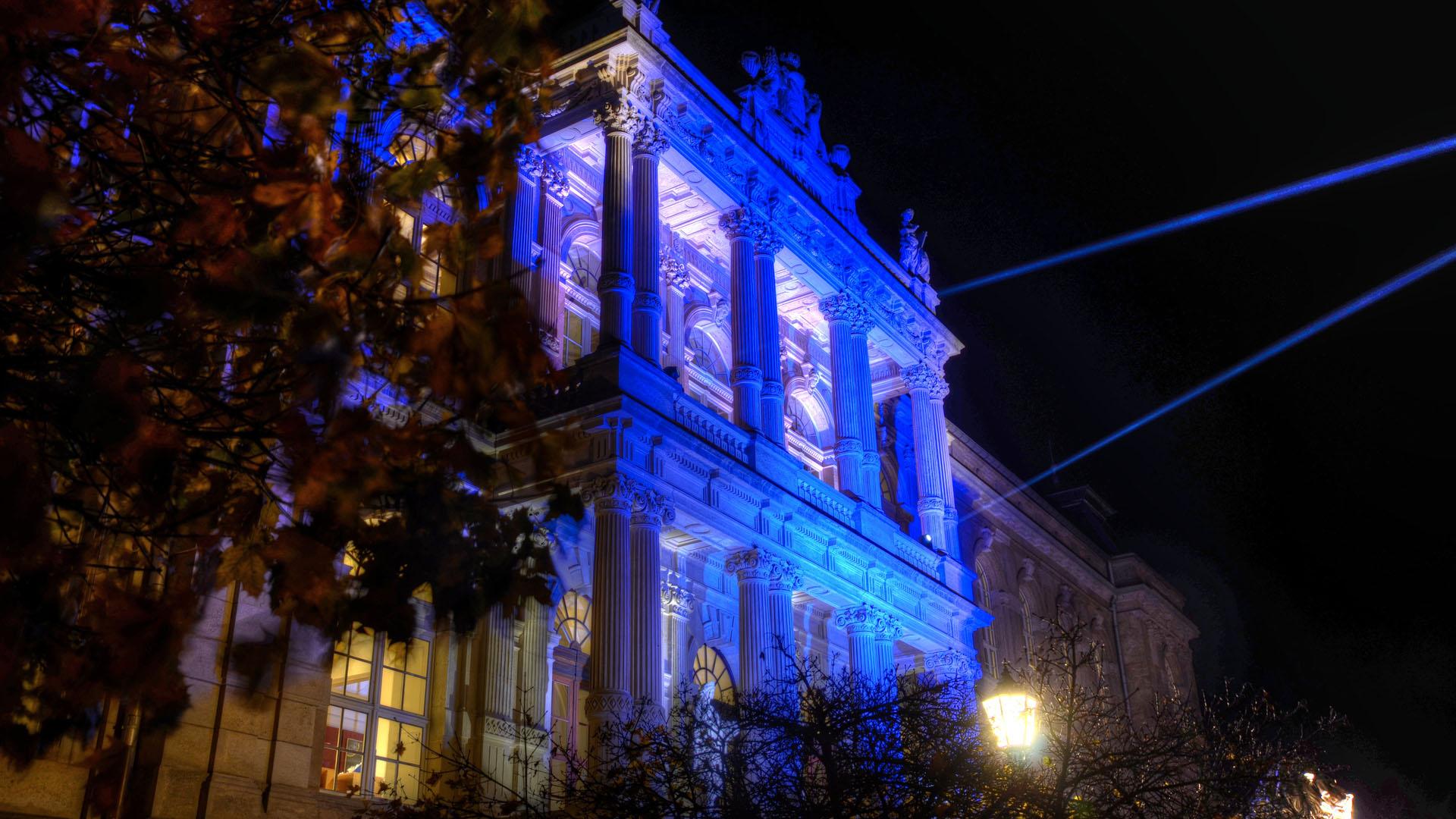 Museumsnacht in Gotha