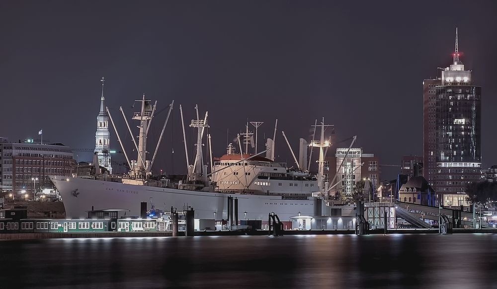 -Museumsschiff Cap San Diego -
