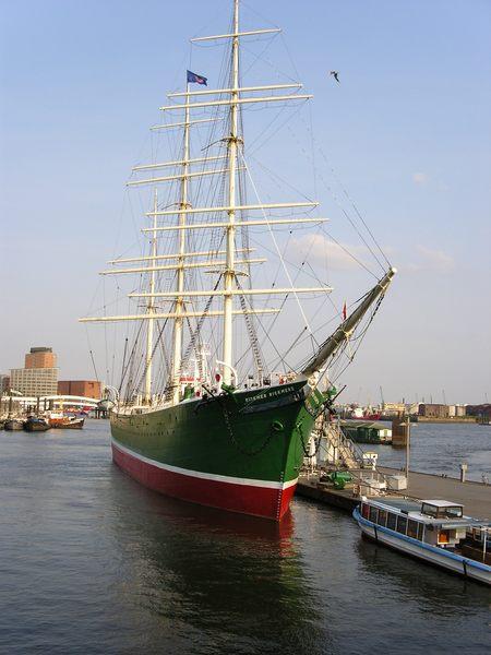 Museumsschiff Rickmar Rickmers