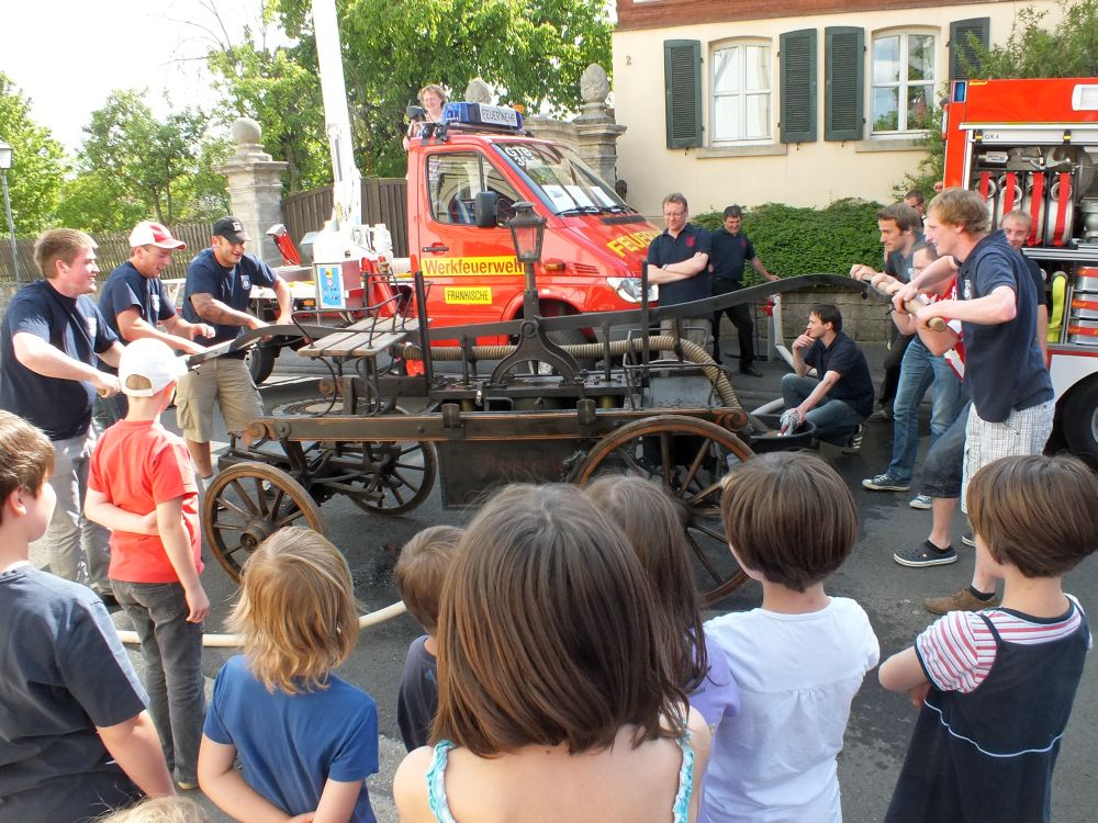 Museumstag am Feuerwehrmuseum (2)