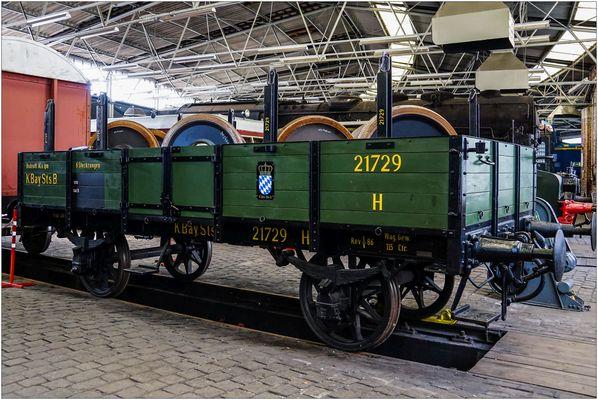 Museumstag im Eisenbahnmuseum Bochum-Dahlhausen April 2016 (11)