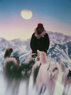 Musher auf dem Iditarod-Trail