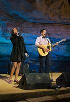 Music: Bluegrass Underground - Johnny Swim (Sound Check)