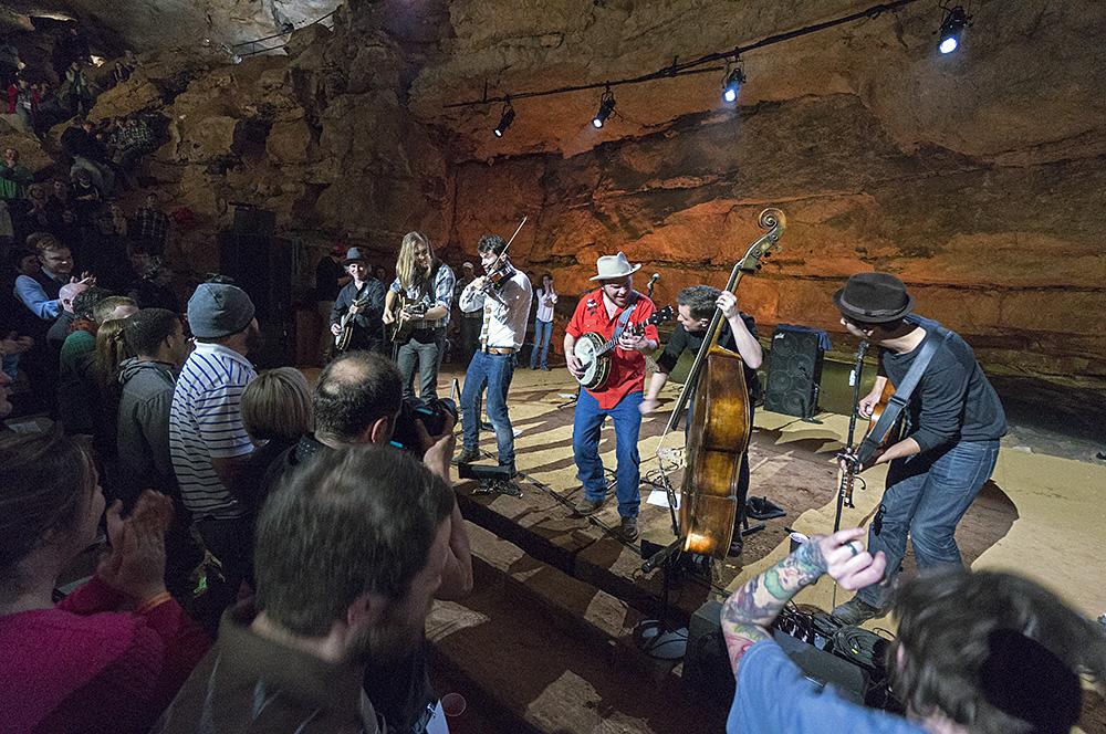 Music: Bluegrass Underground - Old Crow Medicine Show