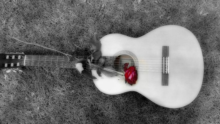 Music is the only real LOVE !