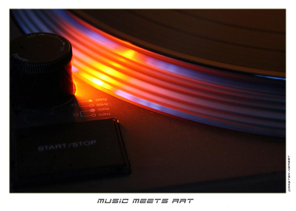 Music meets Art - reload
