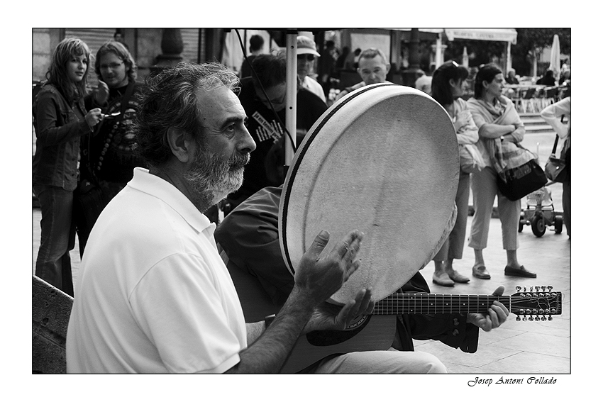 Music on the street
