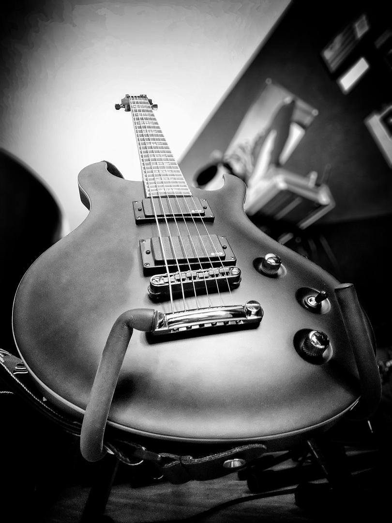 ...music on, world off...