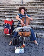 Musica a piazza del Popolo
