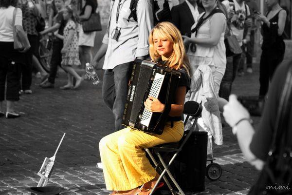 musica dolce...fuori dal coro