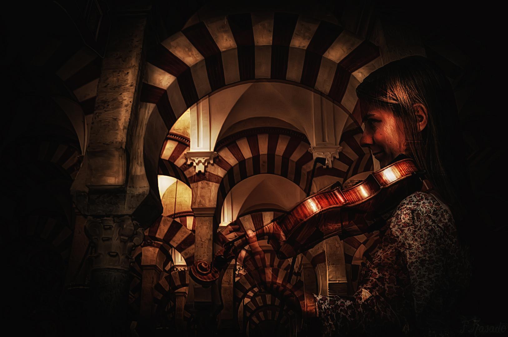 Musica en la Mezquita ( A Pemarto)