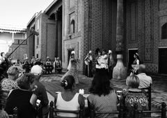Musica - teatro a Kiwa _