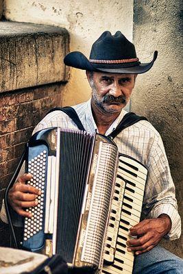 Musicante di strada