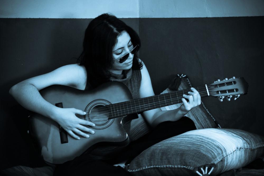 Musicienne