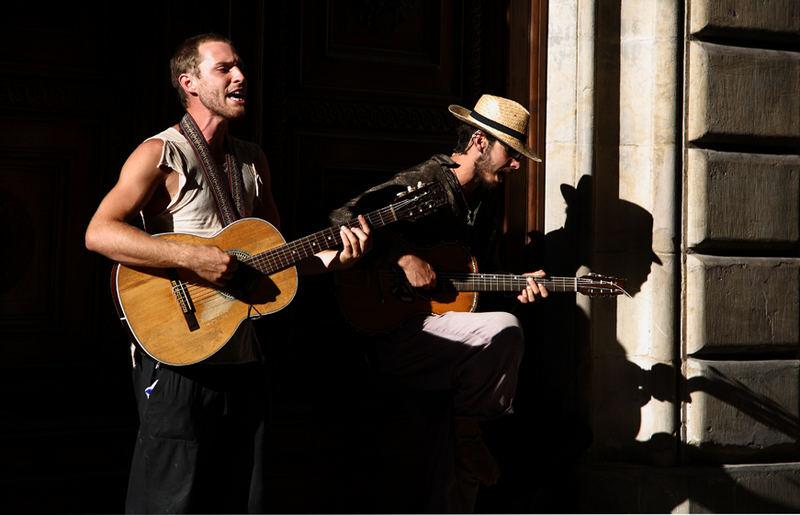 Musicisti di Strada 07