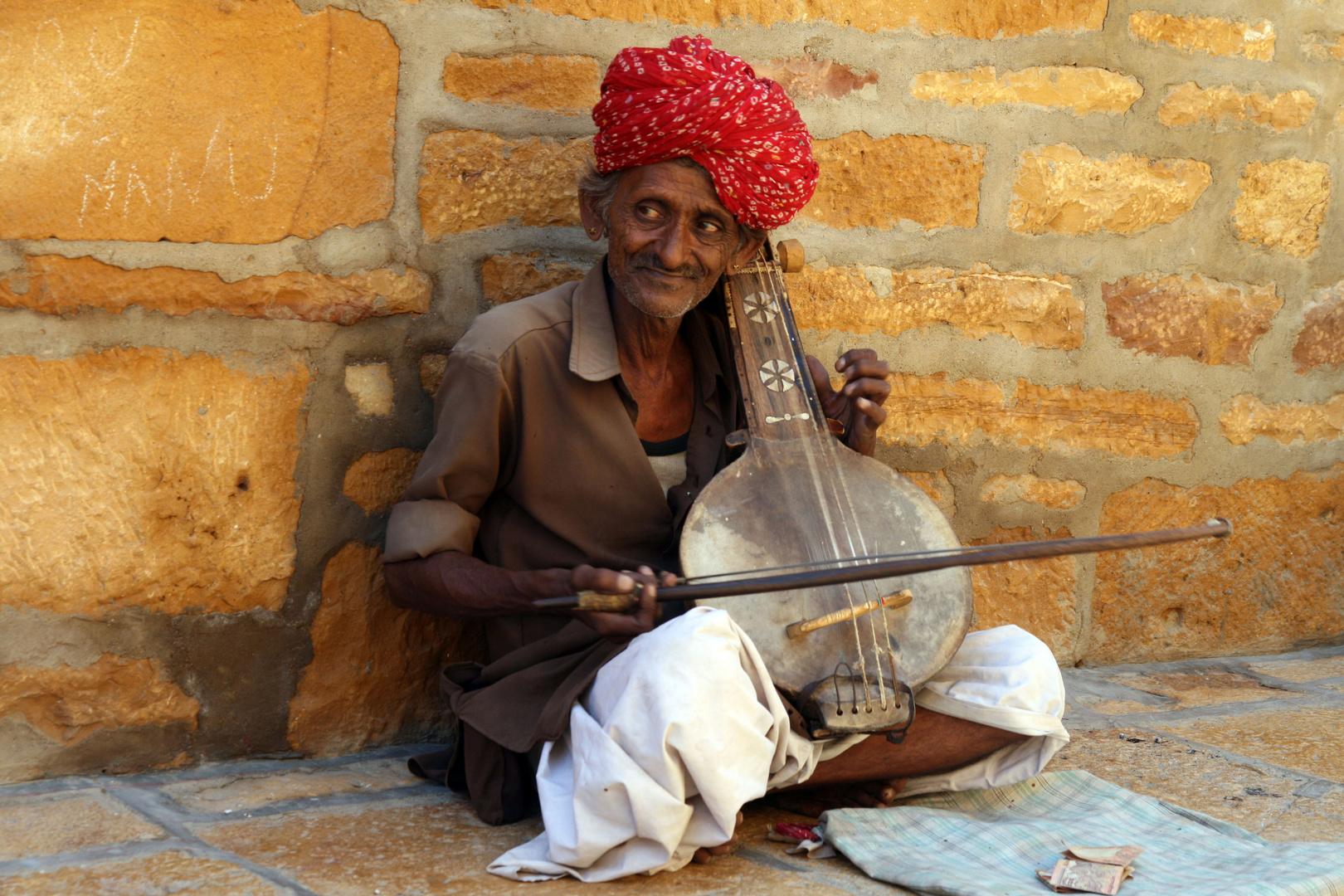 Musico rajastaní