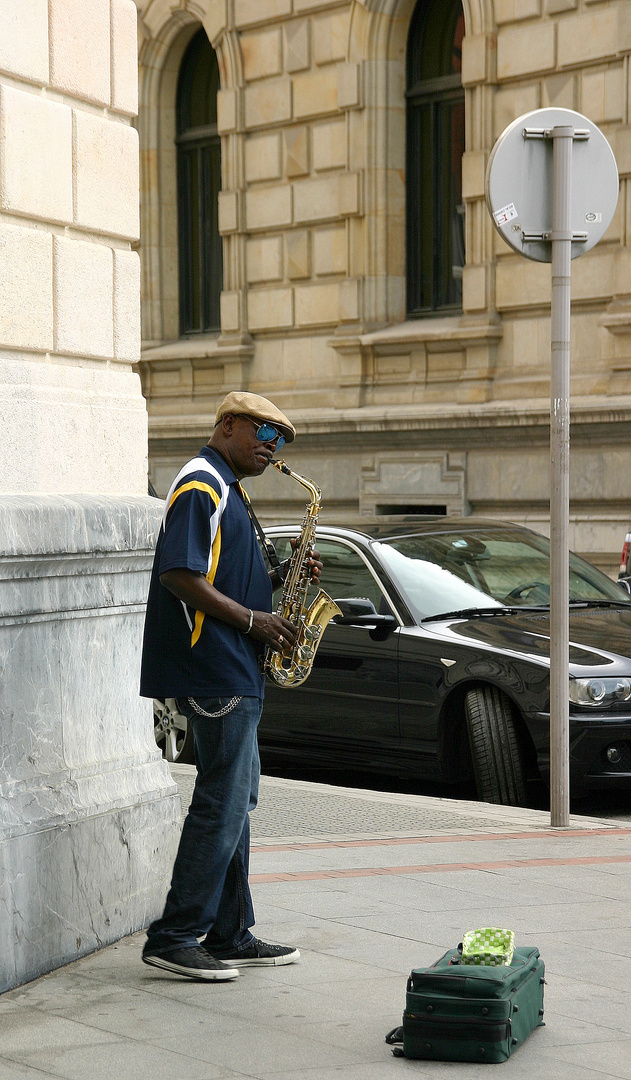 musico urbano