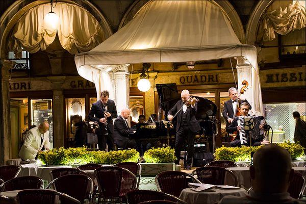 Musik am Markusplatz