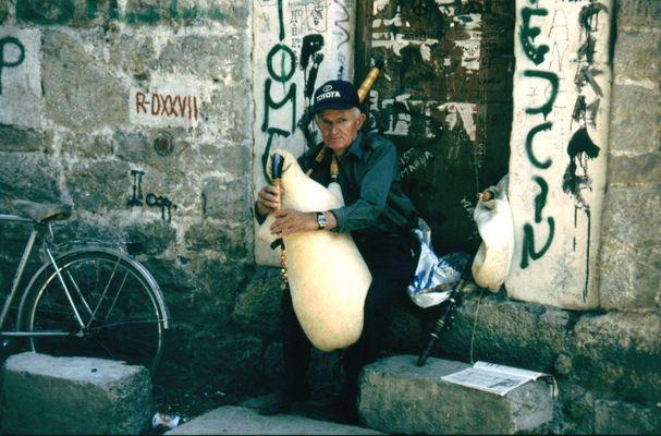 Musik in Bitola (Mazedonien)