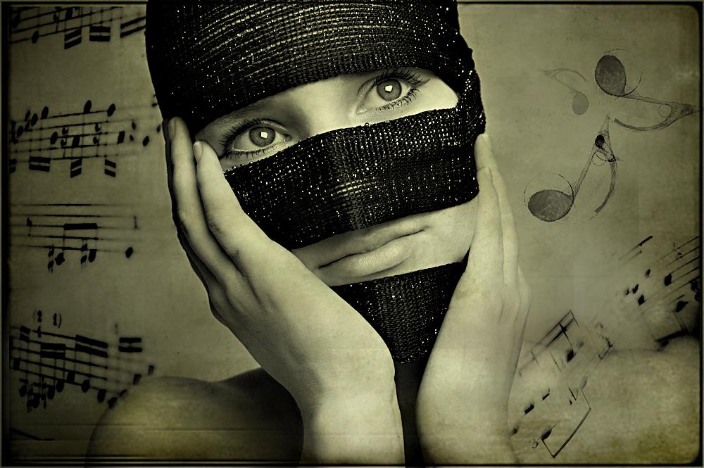 Musik in meinem Kopf, meine Seele berührt...