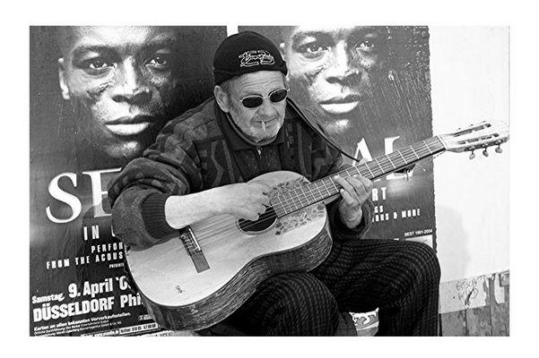 Musik ist sein Leben