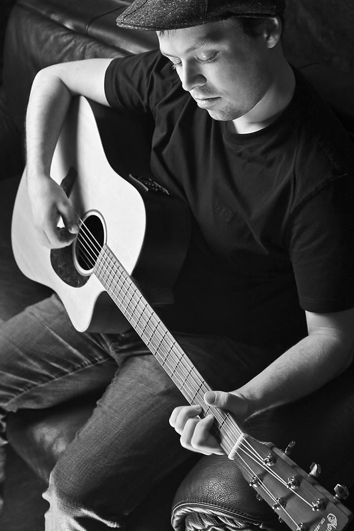 Musik ist seine Leidenschaft